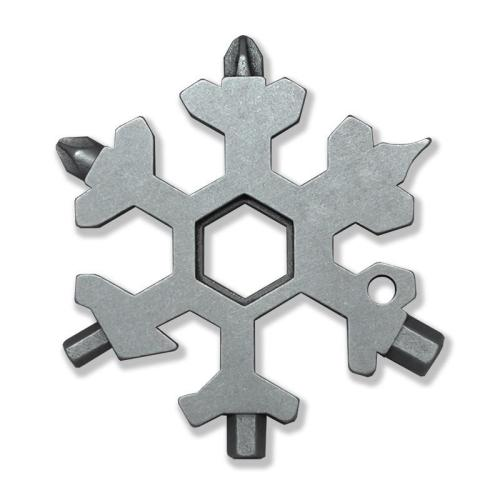 Snowflake 15-in-1 Stainless Multi-tool