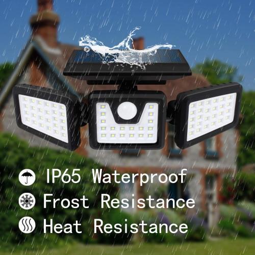 Solar Security Lights
