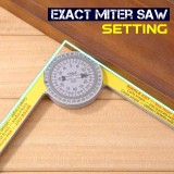 Professional Miter Saw Protractor