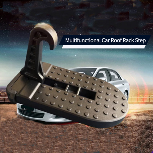 Multifunction Foldable Car Roof Rack Step (400 POUNDS/180 KG)