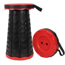 Portable telescopic stool