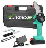 Rechargeable Mini Electric Chainsaw