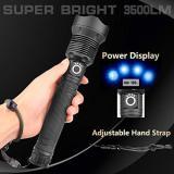 Waterproof laser military flashlight-TK80R