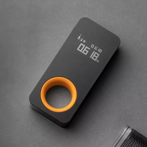 Laser Tape Measure, Smart Laser Rangefinder, 30M Laser Distance Meter, Mobile App Connection