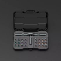 Youpin ATuMan DUKA 24 in 1 Multi-purpose Ratchet Wrench Screwdriver S2 Magnetic Bits Tools Set DIY Household Repair Tool