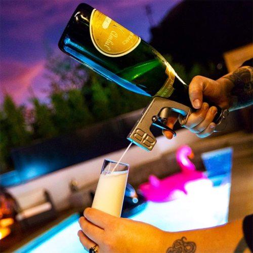 Champagne Gun Sprayer Premium Entertainment