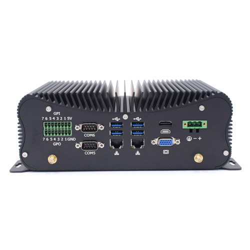 VENOEN Desktop PC Intel Core I5 10210U I7 10510U DDR4 LPT DC9-36V wide voltage MINI PC