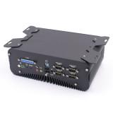 Industrial Mini Rugged PC i7 4500U i5 4200U GPIO LPT Port RS232 485 COM