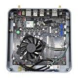 AMD Ryzen 5 4600H Mini PC 4K HTPC mini pc Ryzen 7 4800H 8Cores 16Threads Nuc M.2 PCIE Radeon Graphics HD DP