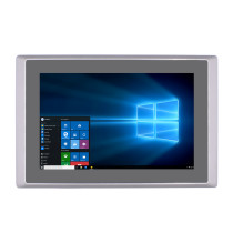 Industrial Embedded Panel PC 10.1 inch Intel Core i3 i5 Celeron J1900 Touch Screen all in one pc Device with rs232 rs485 gpio