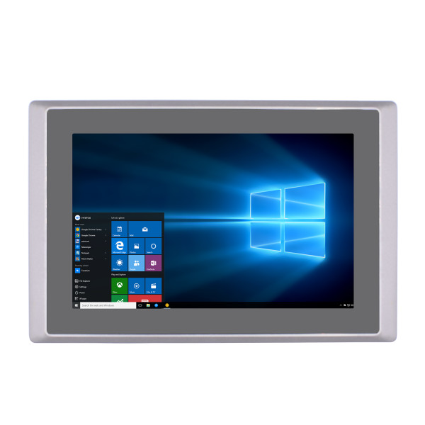 Industrial Embedded Panel PC 12.1 inch Intel Core i5 6360U I5 7200U i7 7500U Touch Screen all in one pc Device with GPIO