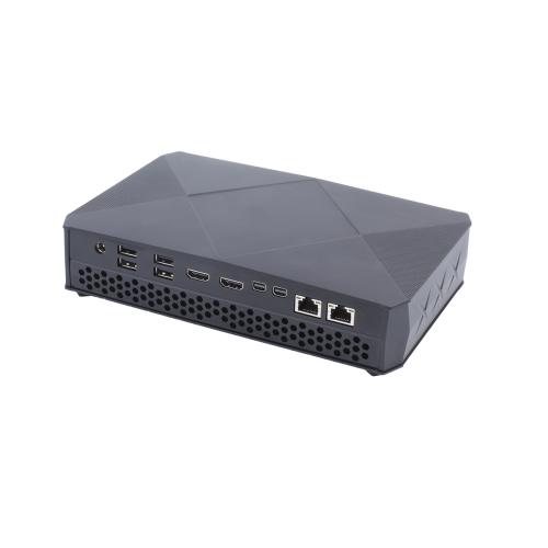VENOEN Intel Core i5 8305G i7 8705G 4 Cores 8 Threads Dual graphic card SD card slot 2xHDMI 2.0 4K@60Hz 2xMini DP Radeon RX Vega M GL