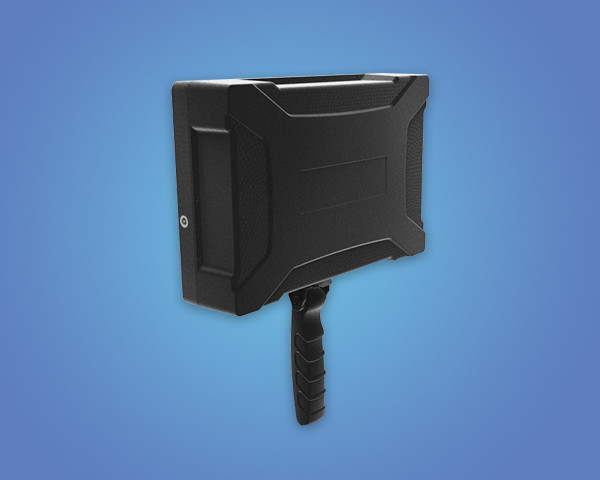 Flat Handheld Jammer Device SC03 / Quad band 1.5km / Non-gun