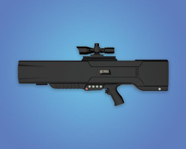 Hand-held Anti Drone Gun SG02 / 4 band 1.5km
