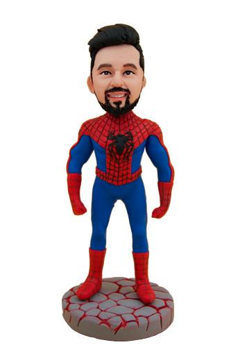 Custom Bobbleheads:Spider Man