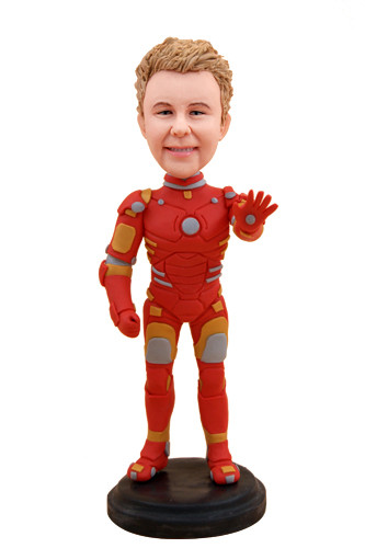 Custom Bobbleheads:Iron Man