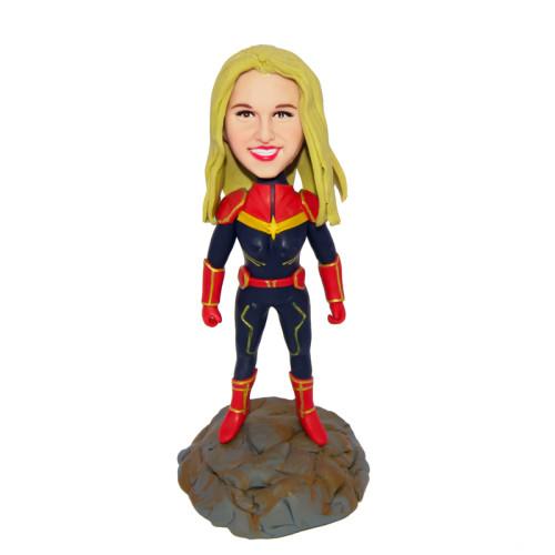 Custom bobblehead:Super Woman