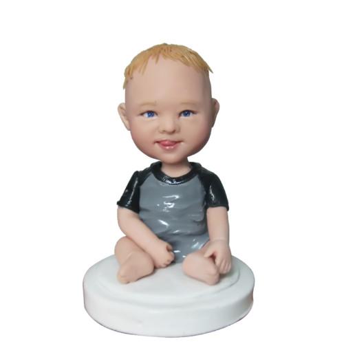 Custom bobblehead:Cute Baby
