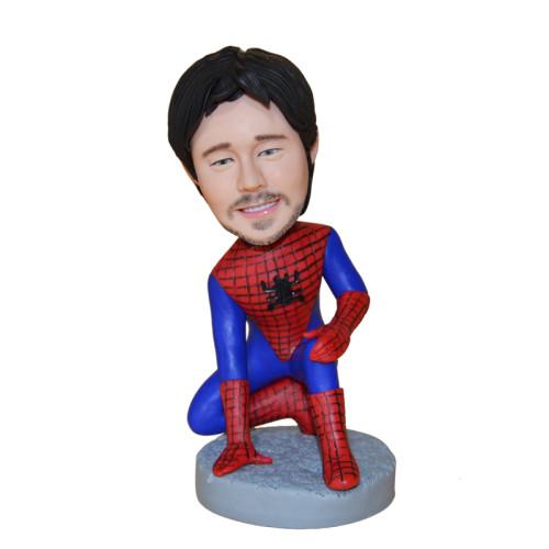 Custom bobblehead:Spider Man