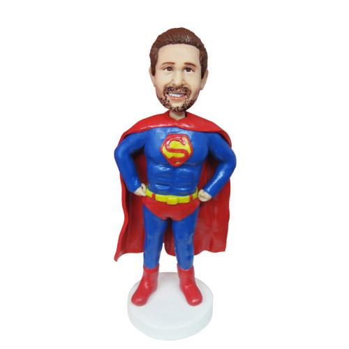Custom Bobbleheads:Superman
