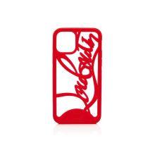 Louboutin Logo Case Iphone 11 Pro