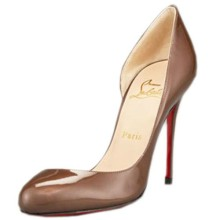 Christian Louboutin Helmour 100mm Pumps Taupe