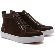 Christian Louboutin Rantus Orlato Sneakers Brown