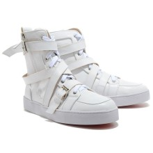 Christian Louboutin Spacer Sneakers White