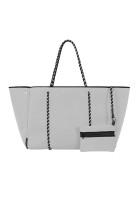 White Fashion Neoprene Beach Bag
