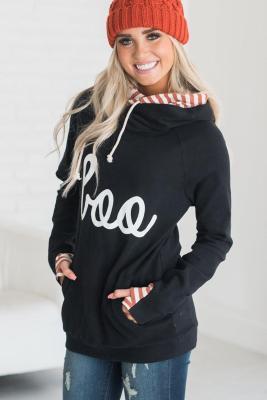 Double Hood Halloween Spice Sweatshirt