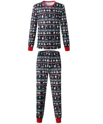 Christmas Loungewear Pajamas Set For Daddy