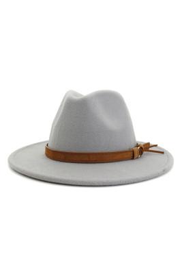 Grey Jazz Hat