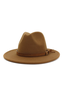 Kahki Jazz Hat