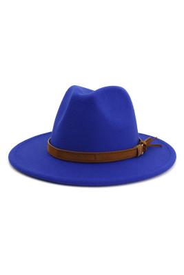 Blue Jazz Hat