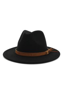 Black Jazz Hat