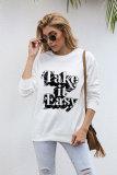 Take it Easy Graphee Sweatshirts