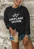 Airplane Mode Graphee Sweatshirts