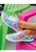Tie Dye Canvas Shoes