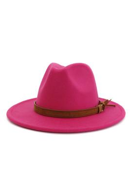 Rose Red Jazz Hat