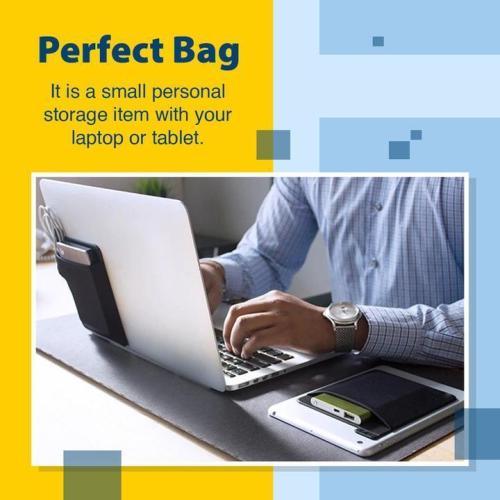 Laptop Storage Adhesive Pocket