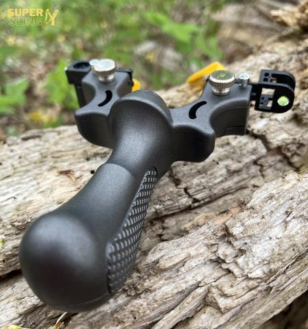 Laser Targeting Slingshot