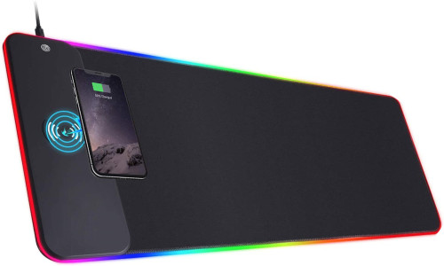 Wireless Charging Oversized Mouse Pad