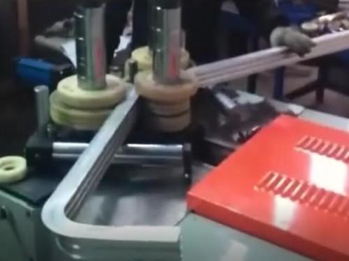 铝型材数控弯框加工