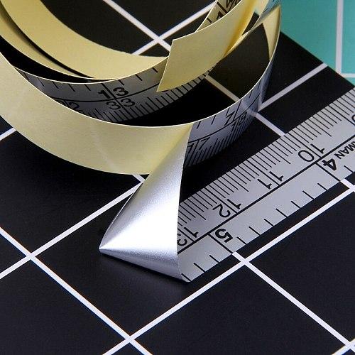 151cm Self Adhesive Metric Measure Tape Vinyl Ruler For Sewing Machine Sticker
