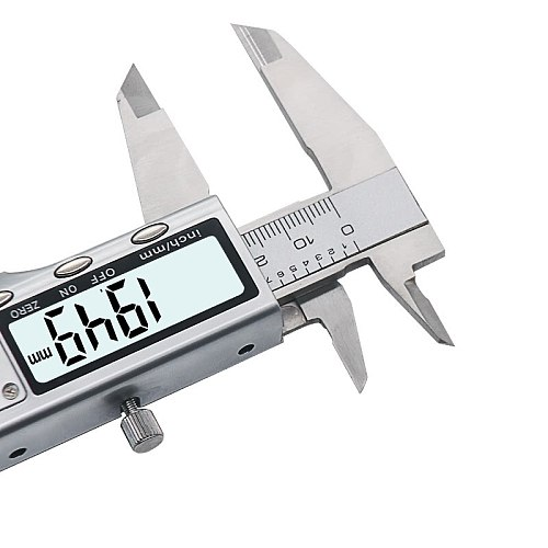 JIGONG 0-150mm/6  Metal casing Digital CALIPER VERNIER caliper GAUGE MICROMETER