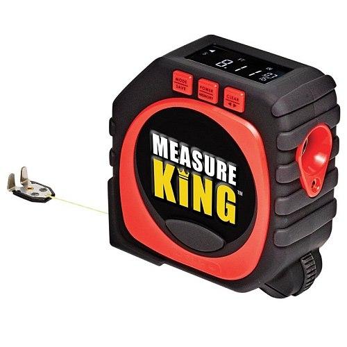 3-in-1 Digital Laser Measuring Tape Tapeline Precise Tape String Mode Multifuction Laser Tape Line Measuring Tape Measure Tool