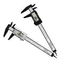 0-150mm High Strength Plastic Caliper Electronic Digital Vernier Caliper Measuring Tools Diameter