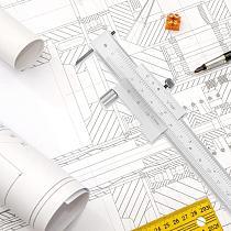 0-200mm Stainless Steel Vernier Caliper Gauge Micrometer Parallel Line Marking Ruler Scriber Measuring Tool Metal Calipers