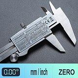 Electronic Digital Vernier Calipers 6Inch Digital  0-150mm Metal Micrometer Measuring Stainless Steel Tool  Gauges