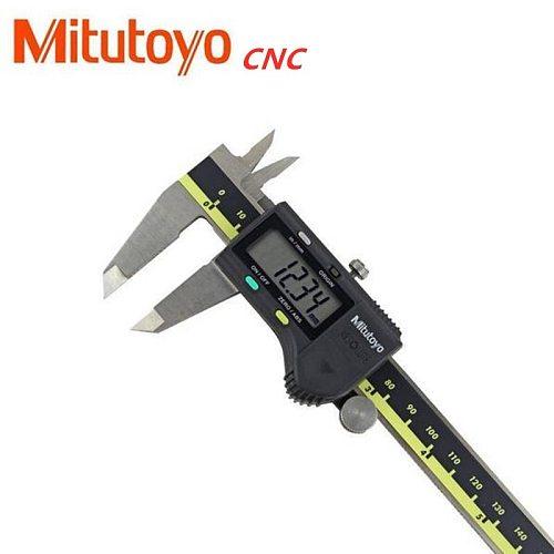 Mitutoyo CNC Caliper Digital Vernier Calipers 150 300 200mm 500-192-20  LCD Caliper Gauge Electronic Measuring Stainless Steel
